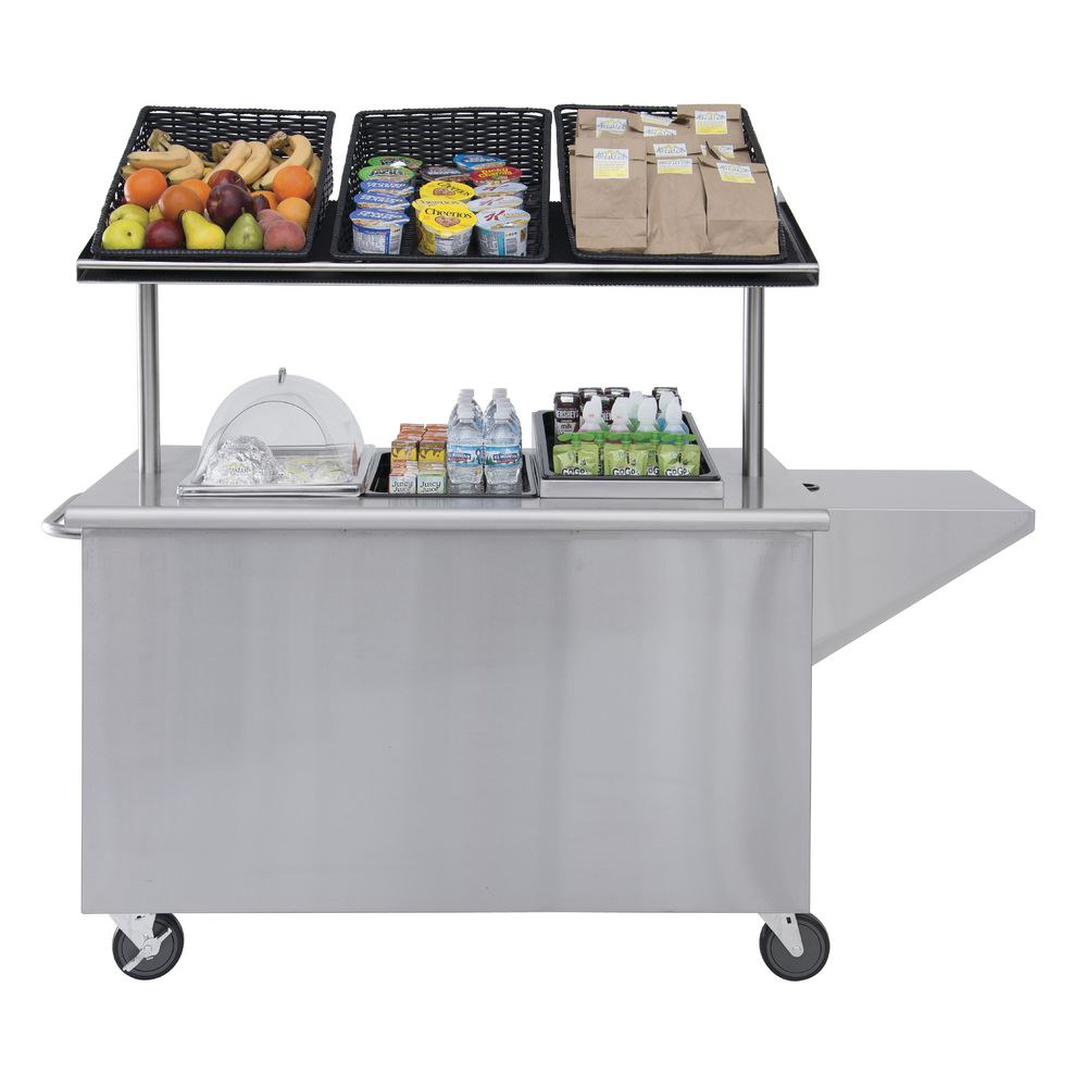 Mobile Breakfast Cart by HUBERT<sup>®</sup>