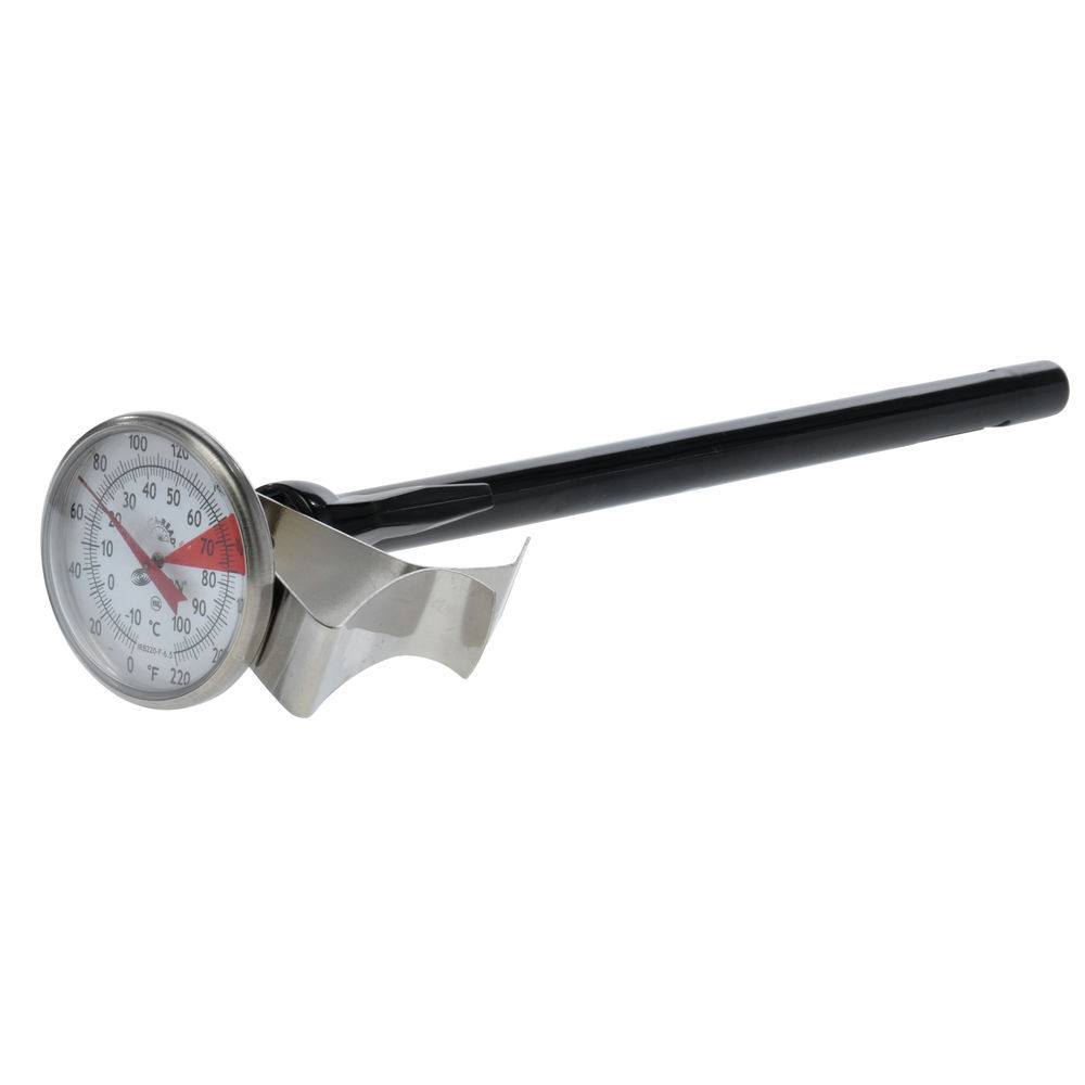 THERMOMETER, INSTA-READ, BEVERAGE/FROTH, 5""