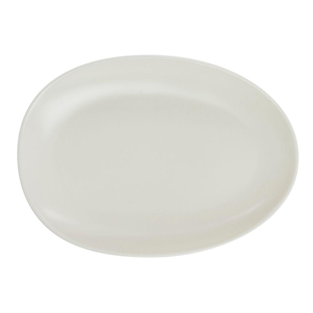 sc 1 st  Hubert.com & FOH Tides® Scallop Porcelain Dinner Plate - 10\