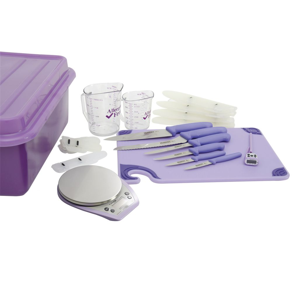 Allergen Cooking Kit 14 Pc