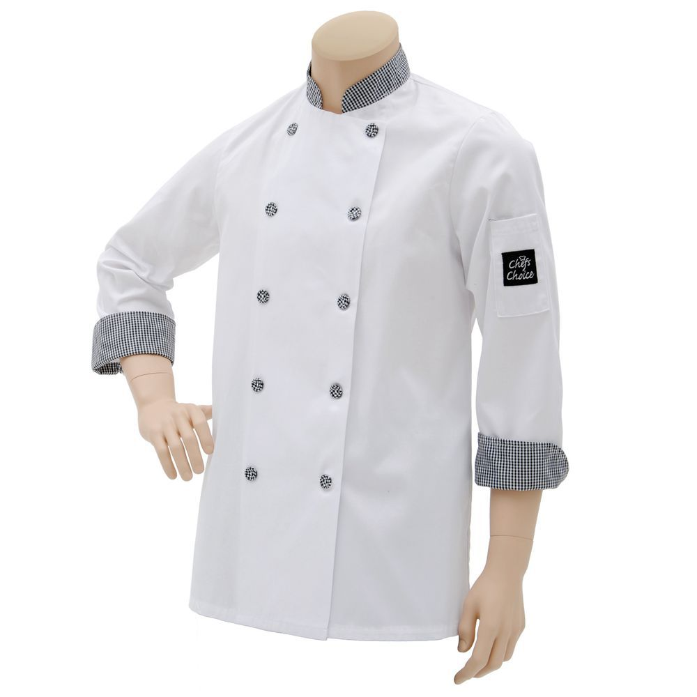 5dc142c6466 Chef Jacket For Sale Near Me