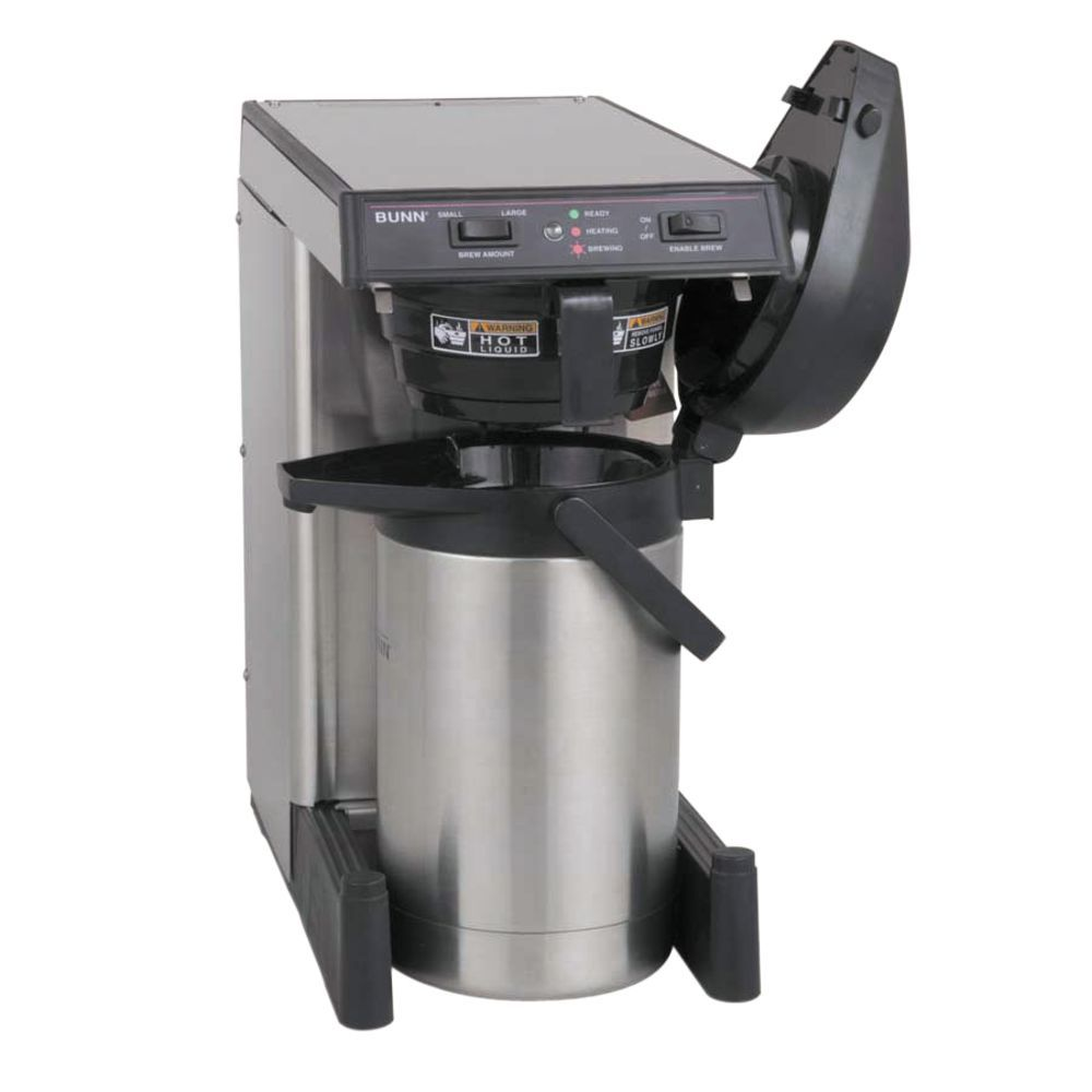 BREWER, AIRPOT COFFEE, LOW PROFILE, US