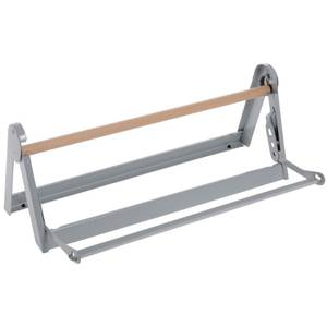 butcher paper dispenser Save on paper roll dispensers, paper roll wall rack and horizontal/vertical paper roll rack cutters are used for packing and wrapping large items for butcher.