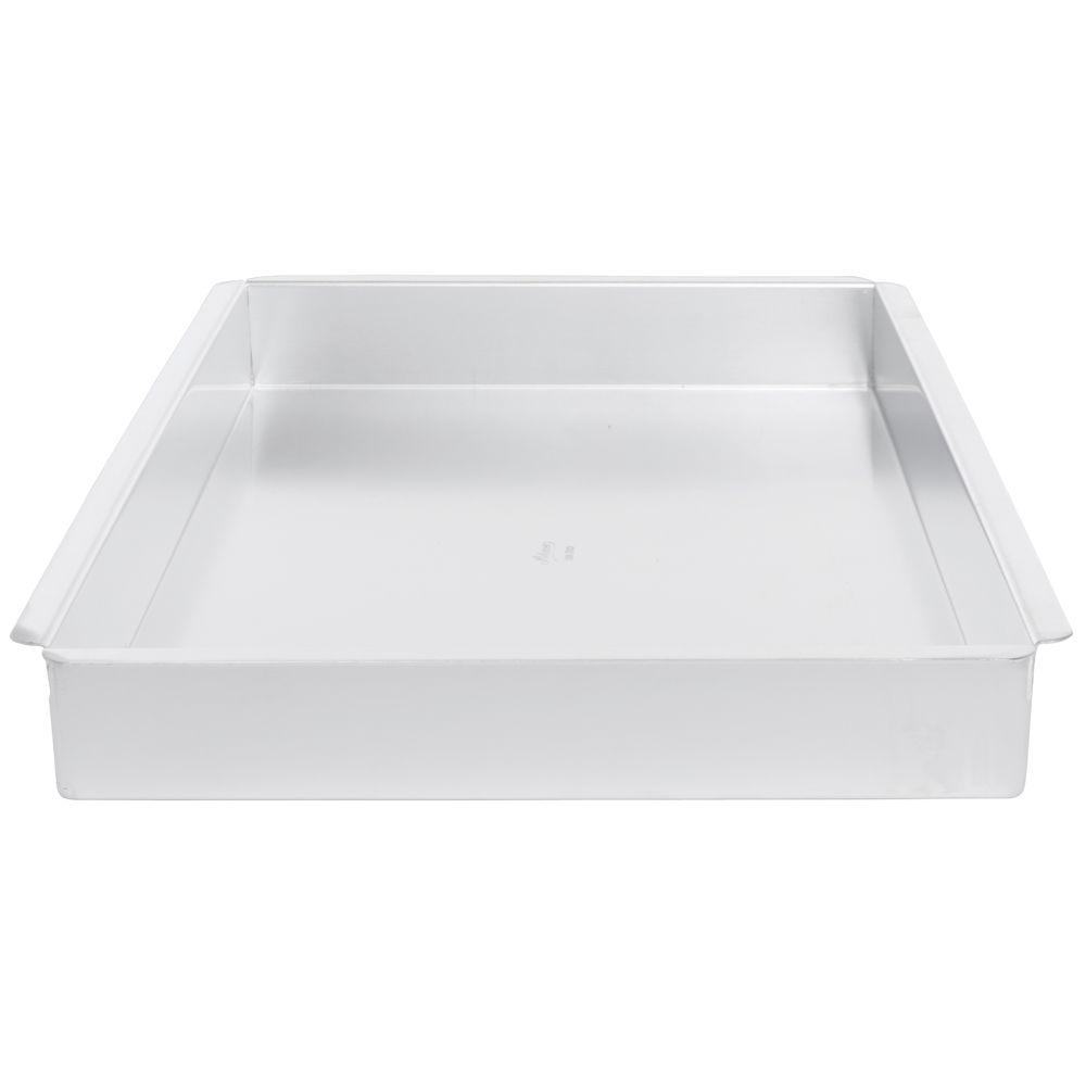 Ateco Rectangular Aluminum Cake Pan 18 Quot L X 12 Quot W X 2 Quot H