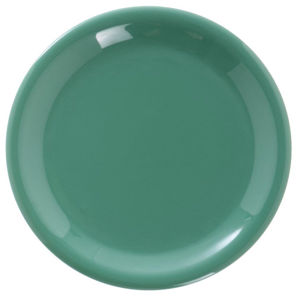 PLATE LUNCHEON SIERRUS 9\ DIA MEADOW GREE  sc 1 st  Hubert.com & Carlisle Sierrus™ Meadow Green Melamine Luncheon Plate - 9Dia