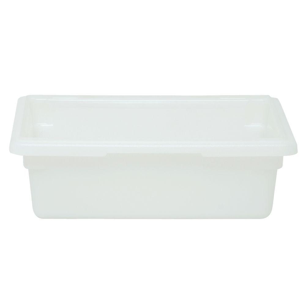 FOOD BOX, 3GALLON/13L, TRANSLUCENT WHITE