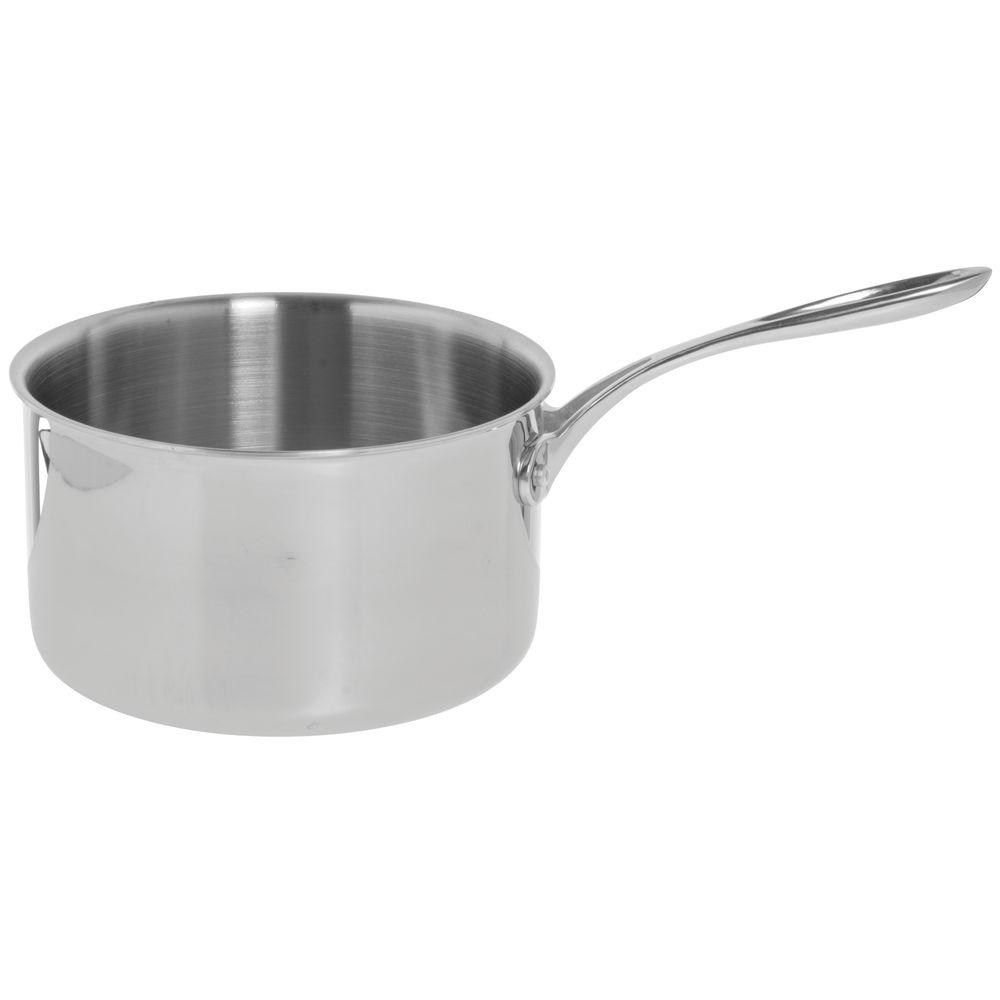 CO PAN, SAUCE, ROLLED RIM, TRIPLY, 4 QT