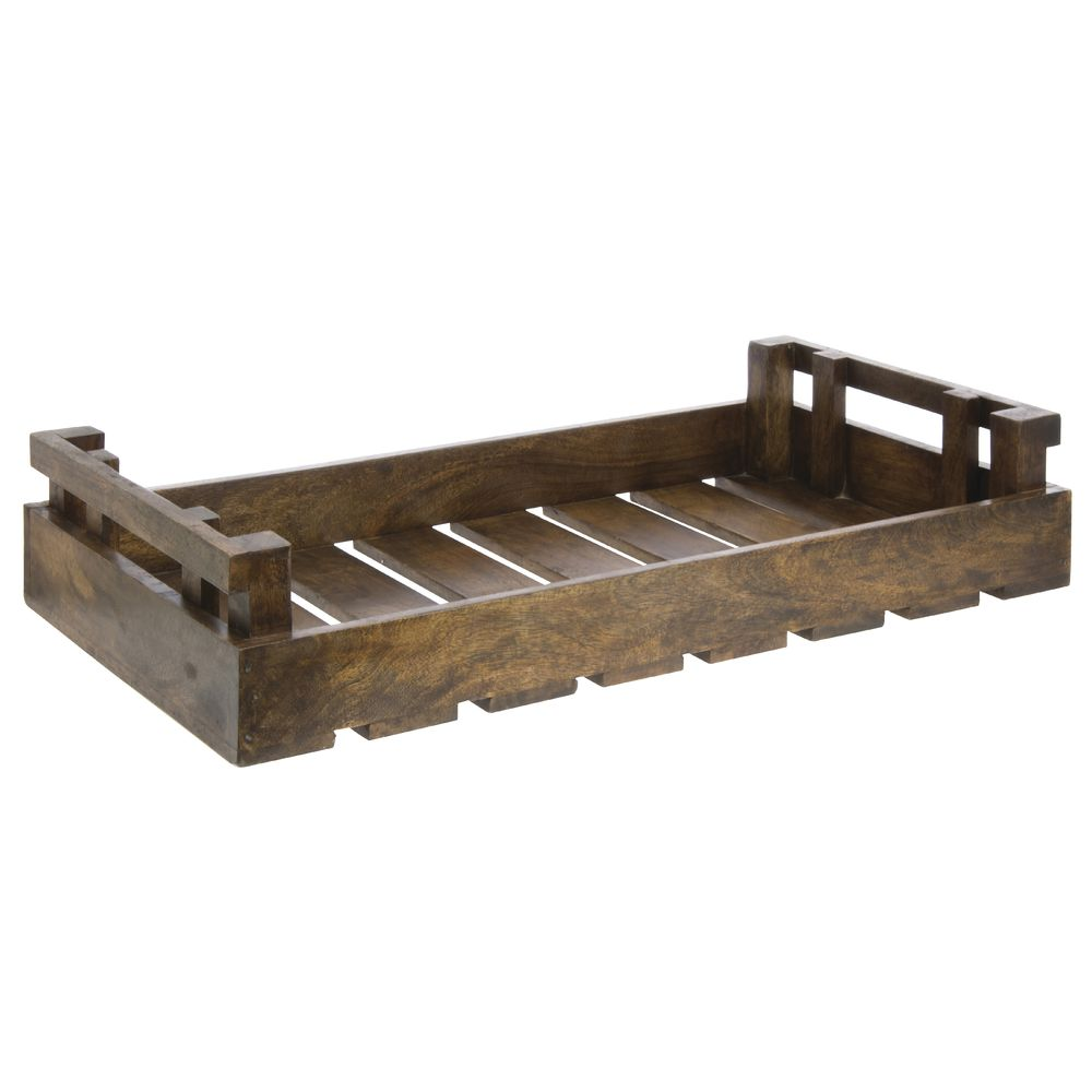 CRATE, FARMERS, LARGE, 30.5L X 15W X 6H