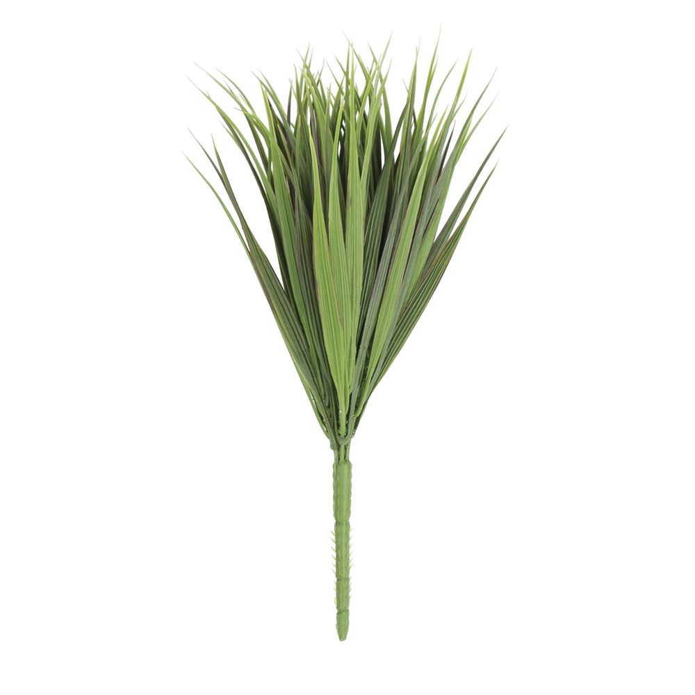 "BUSH, VANILLA GRASS, 13""H"