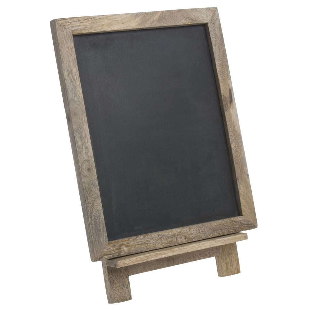 "EASEL, WITH SIGN, 8.5""X11"""