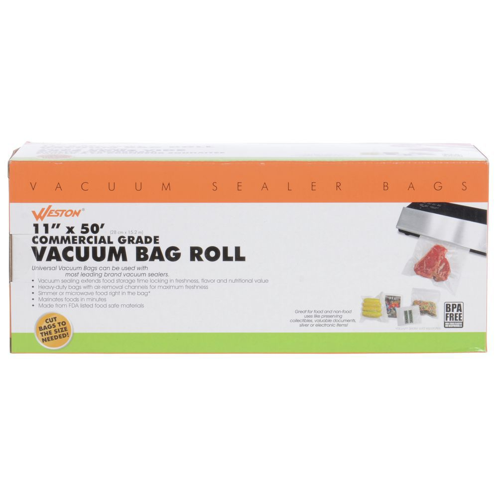 Vacuum Seal Bags are Reusable