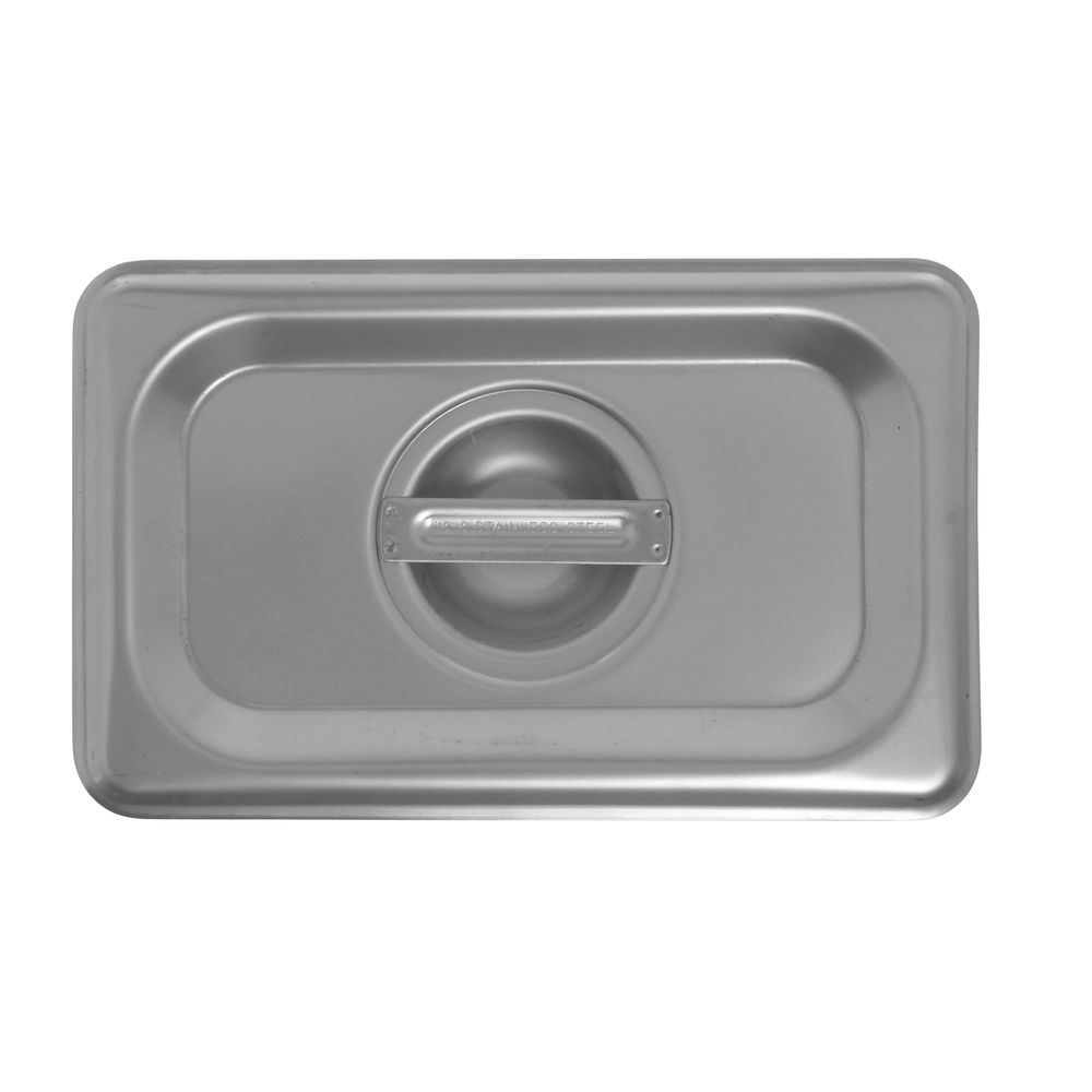 Stainless Steel Pan Lid Features Attractive Design