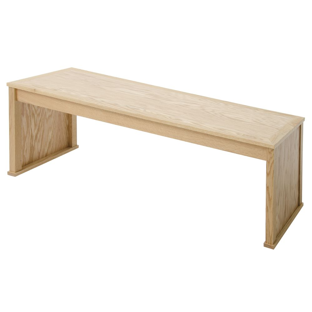Expressly Hubert 174 Wooden Indoor Bench 60 1 2 Quot L X 17 Quot W X