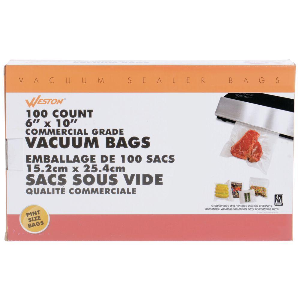 Vacuum Sealer Bags are 2 Ply