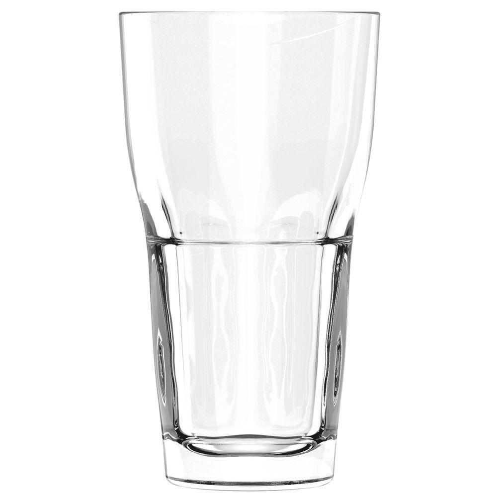 COOLER, GLASS, TRIBOROUGH, 20OZ, CS/24