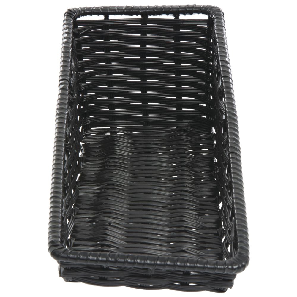 BASKET, 20DX7.5LX6HX1.5H, TRI-CORD, BLACK