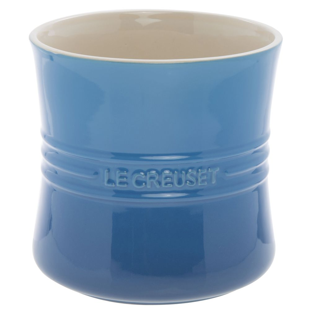 CROCK, UTENSIL, MARSEILLE BLUE, 2.75 QT
