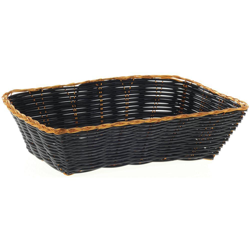 "Hubert Bread Basket Rectangular 9""L x 6""W x 2 3/8""H"