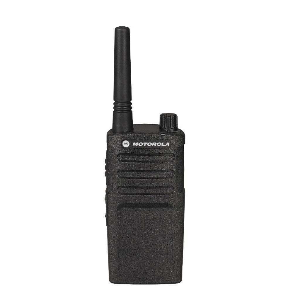 RADIO, UHF 2-WATT, 4 CHANNEL, NON-DISPLAY