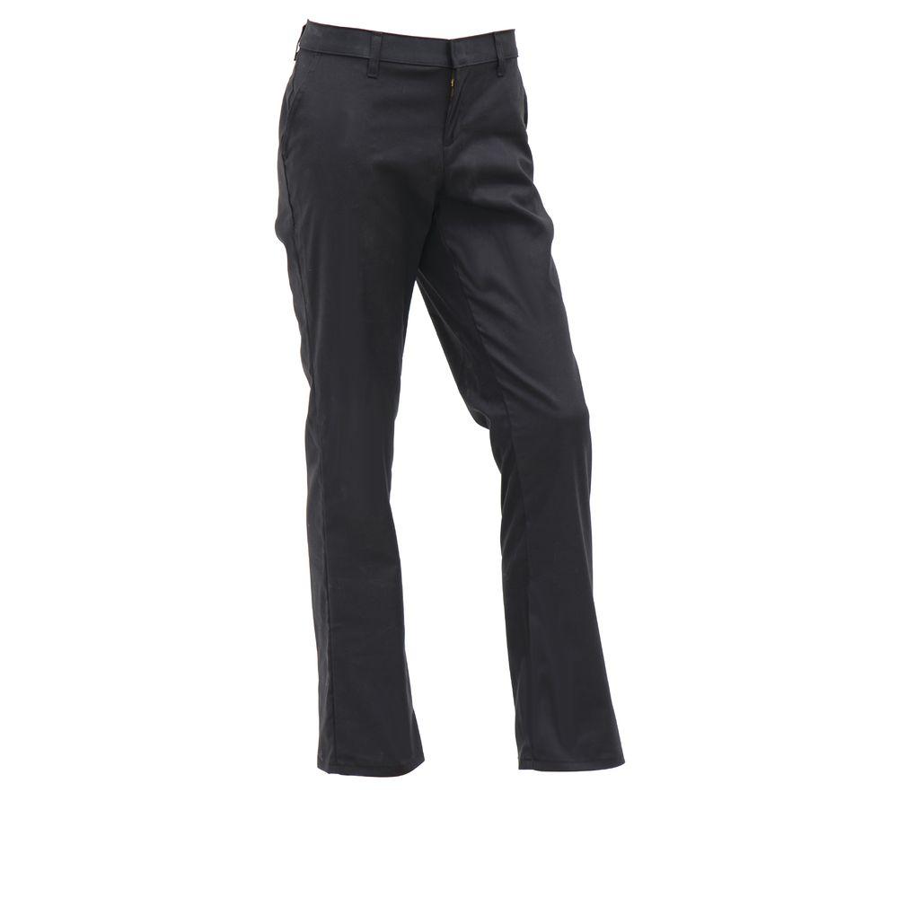 Dickies® Premium Black Work Pants for Women 6