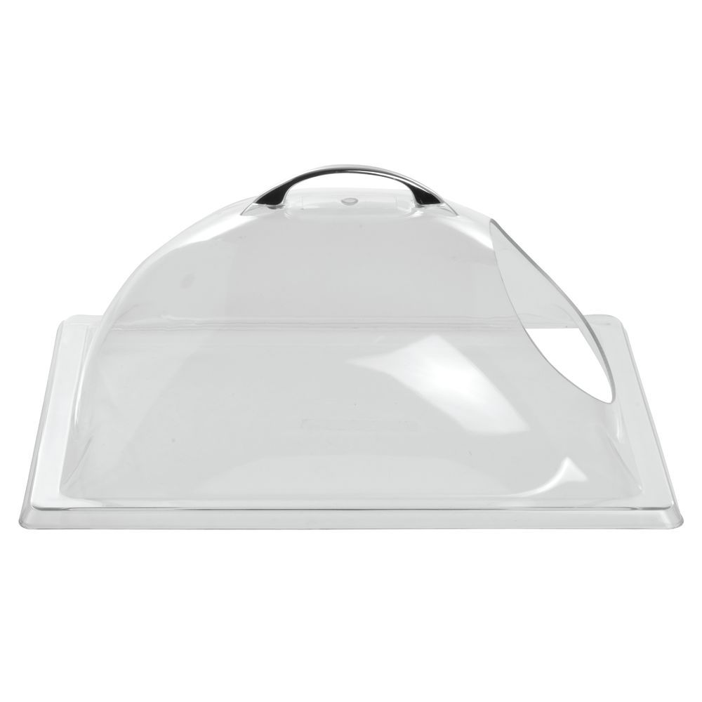 Light-Weight Domed Cover Allows Easy Movement