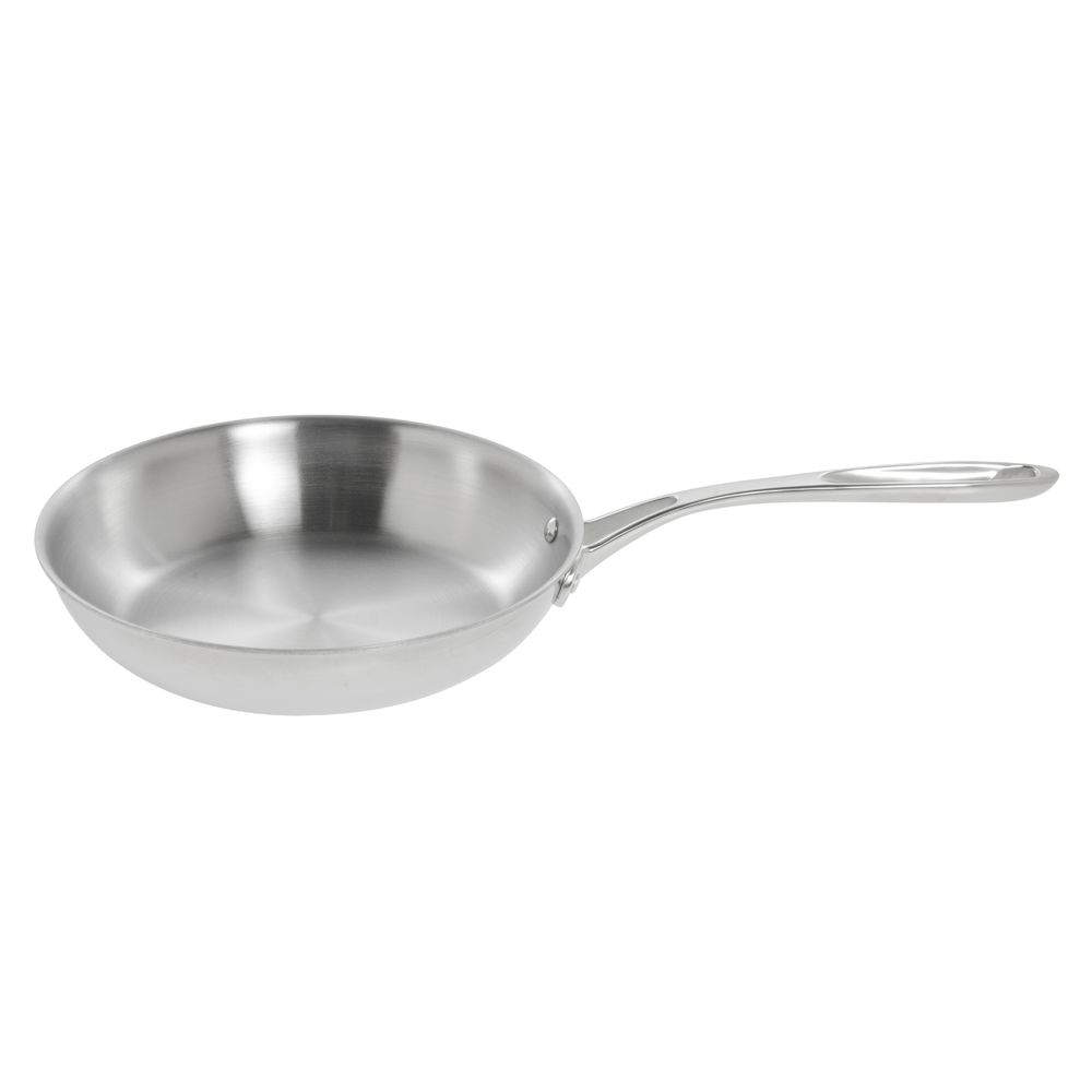 Hubert Frying Pans with Tri Ply Build
