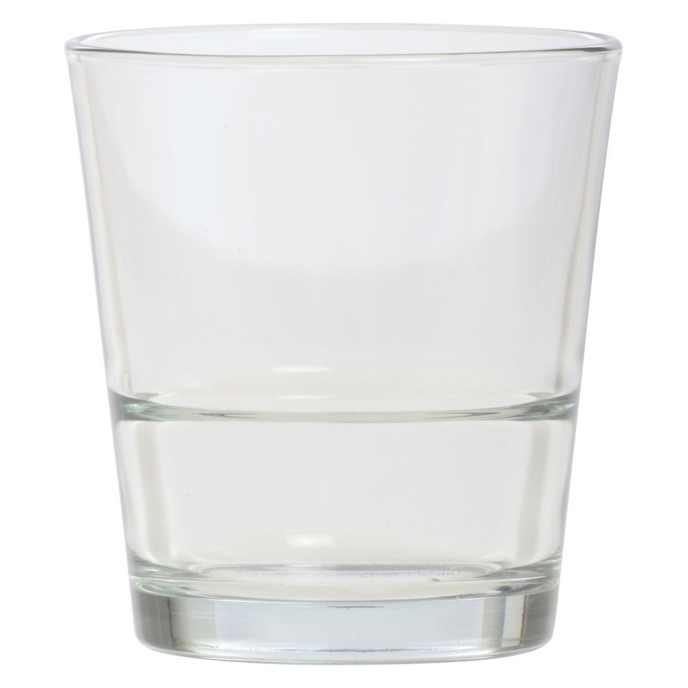 ba8499dd1fd Cardinal Stack Up 12 oz Clear Double Old Fashioned Glass