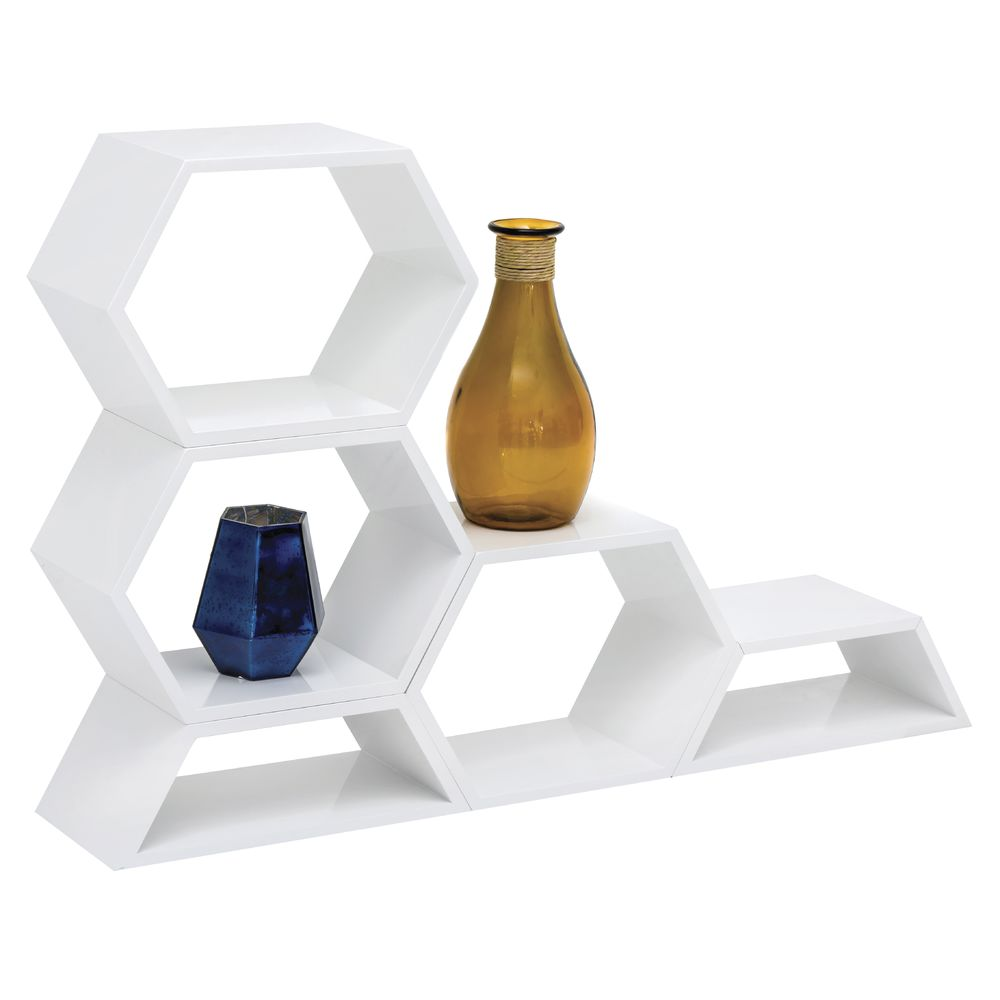 Full Hexagon Shelf