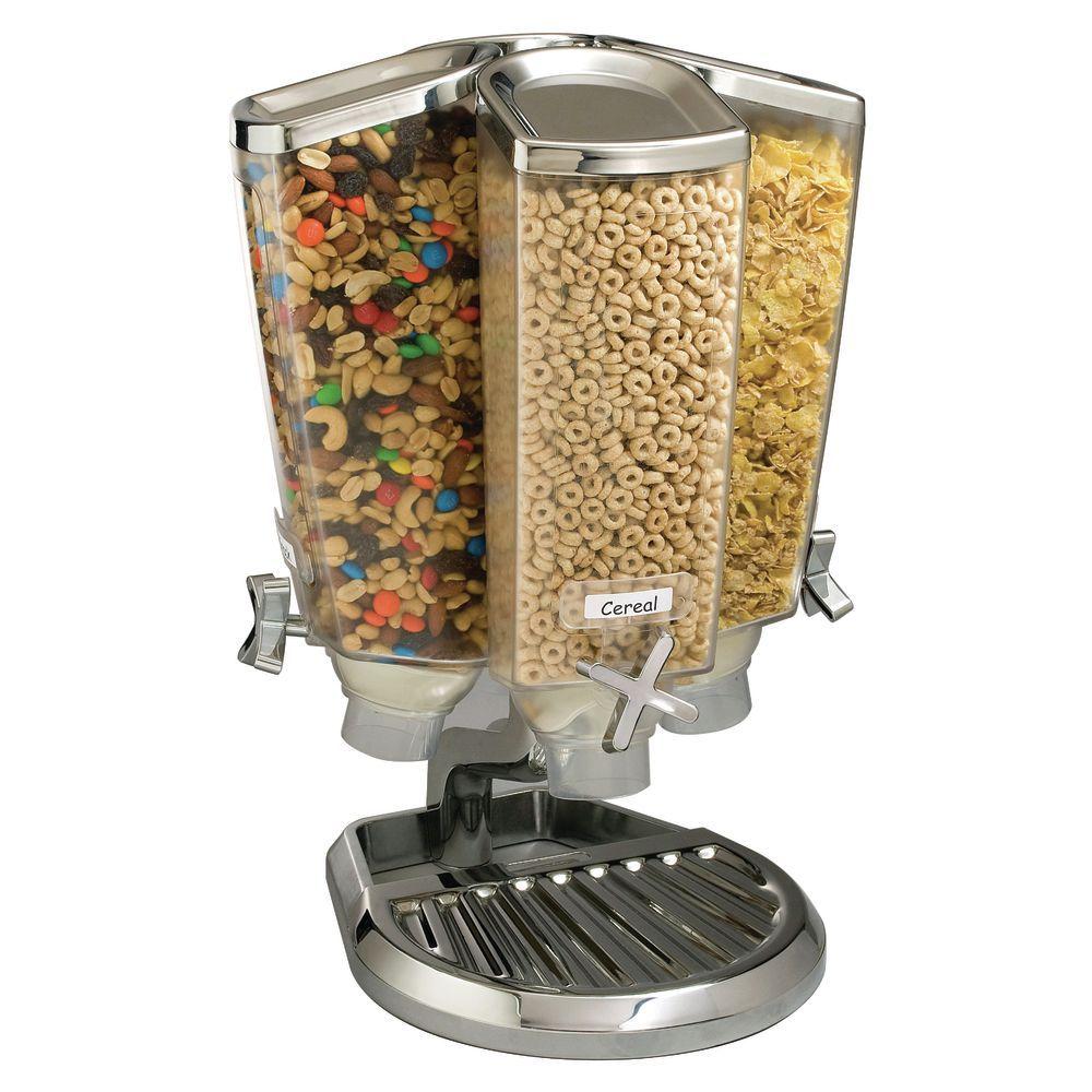 Rosseto Cereal Dispenser Stainless Steel Base
