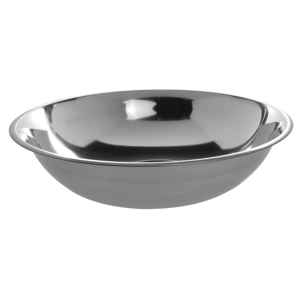 Mixing Bowls Have a Top Diameter of 15 1/4 Inches.