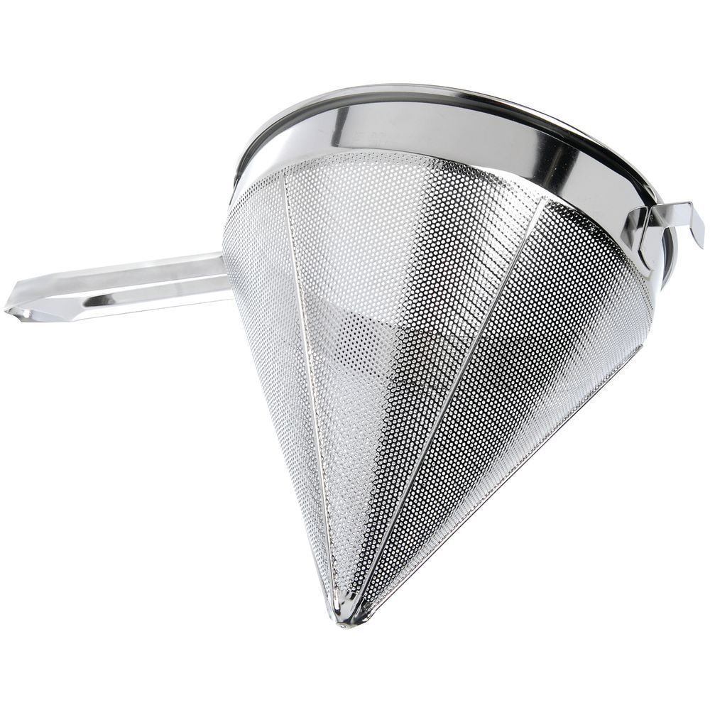Hubert 174 Stainless Steel Fine China Cap Strainer 12 Quot Dia