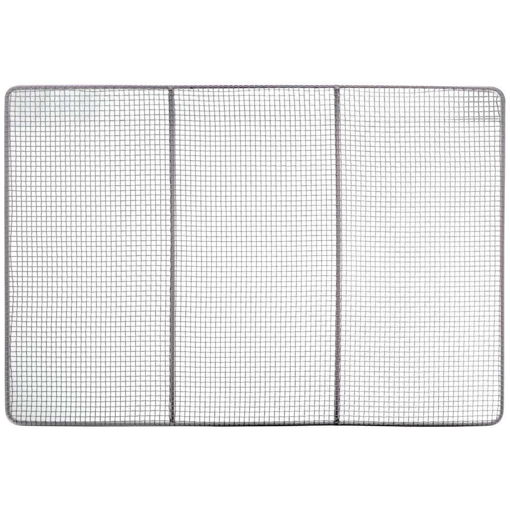 GRATE, FRYING, 17X25, STAINLESS STEEL