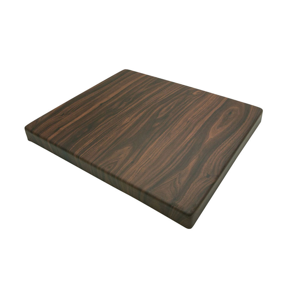 RISER, SOLID, BROWN WALNUT, 24X20X2, MIDDLE