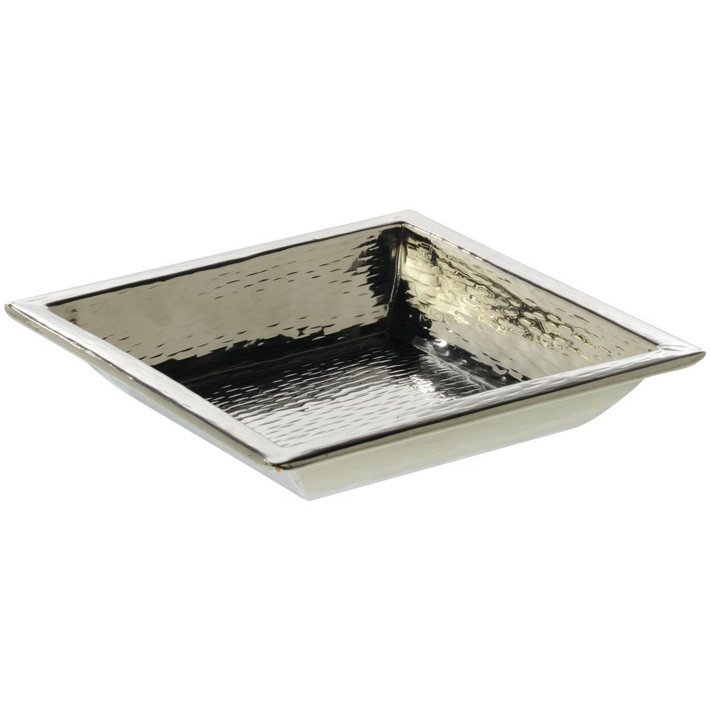 Stainless Steel Tray is Perfect for Food Presentations