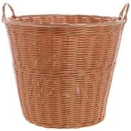 "BASKET, 18""DIAX15"", SYNTHETIC, NATURAL"