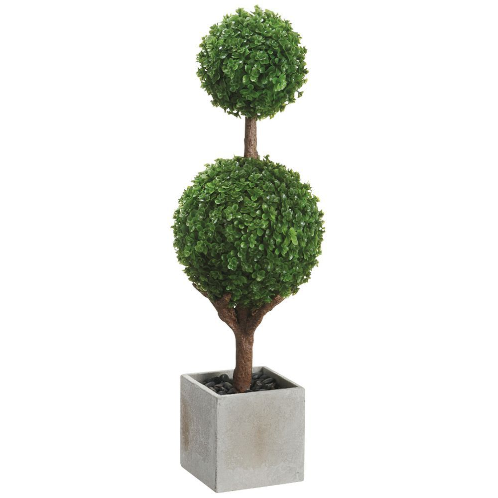 """TOPIARY, BABY'S TEAR DOUBLE BALL, 18"""""""