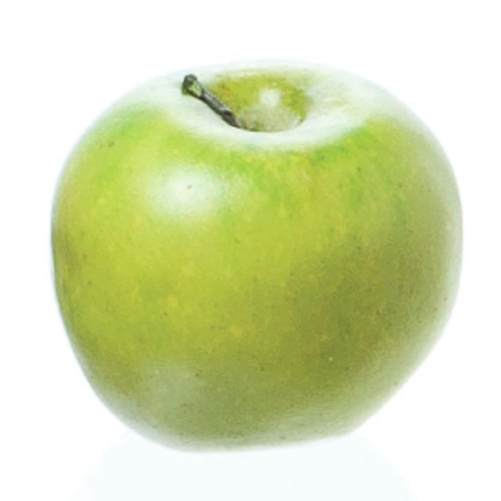 APPLE, WEIGHTED, GREEN, 3""