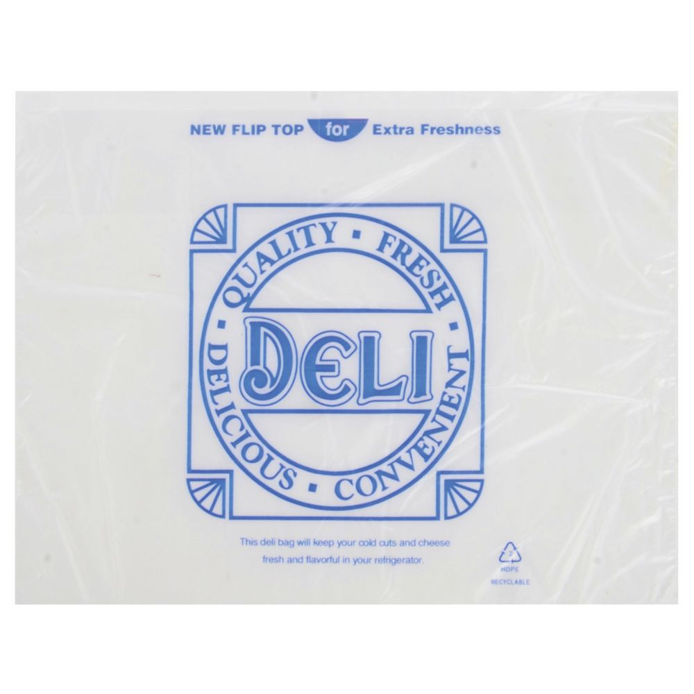 BAG, X-LARGE, DELI, 10-1/2 X 8-1/4""
