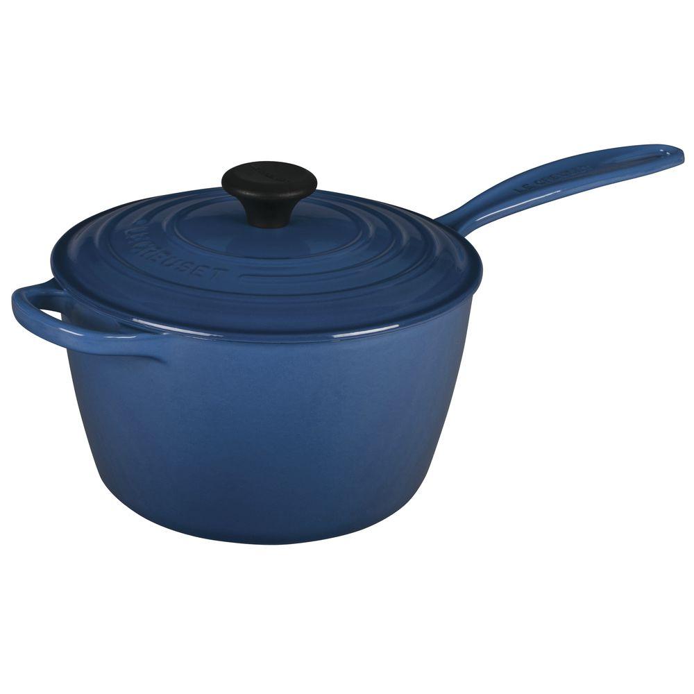 SAUCE PAN, SIGNATURE, 3.25QT, MARSEILLE, CST