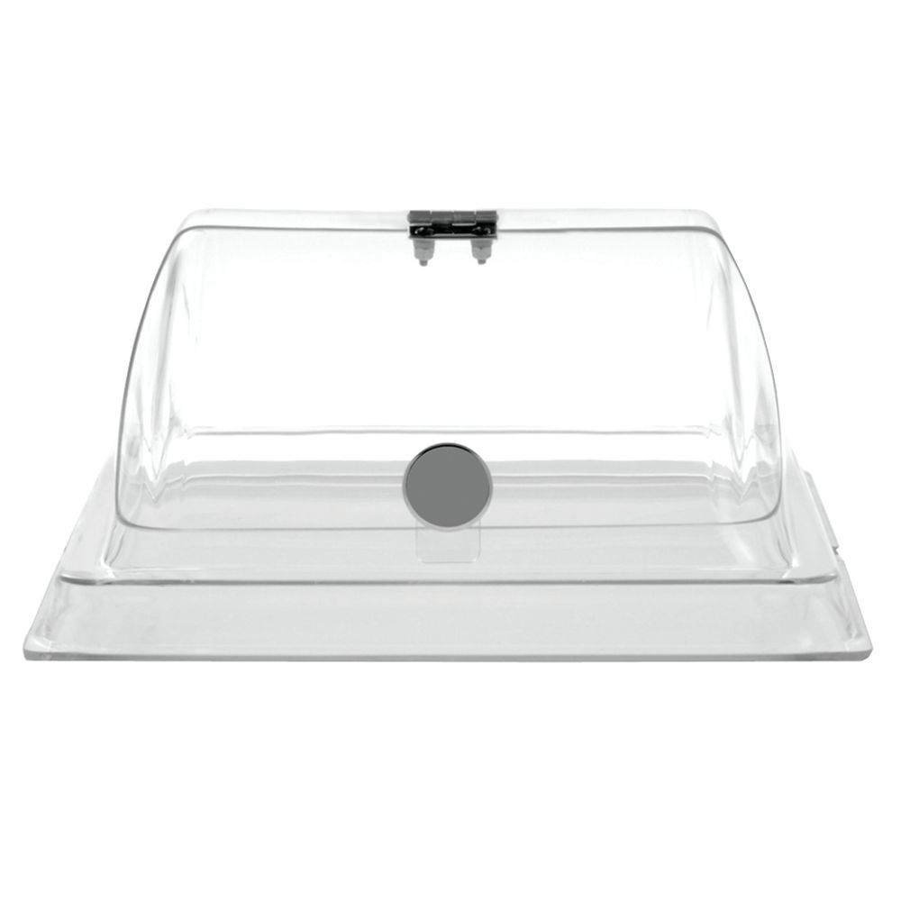 DOME COVER, EURO W/DOOR, PETG, FITS 12X12