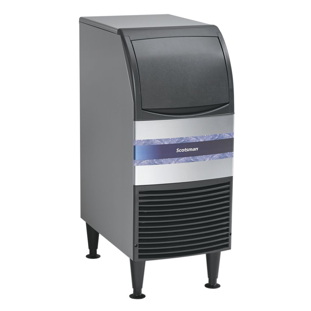 ICE CUBER/50LB + 36LB BIN, SELF-CONTAINED