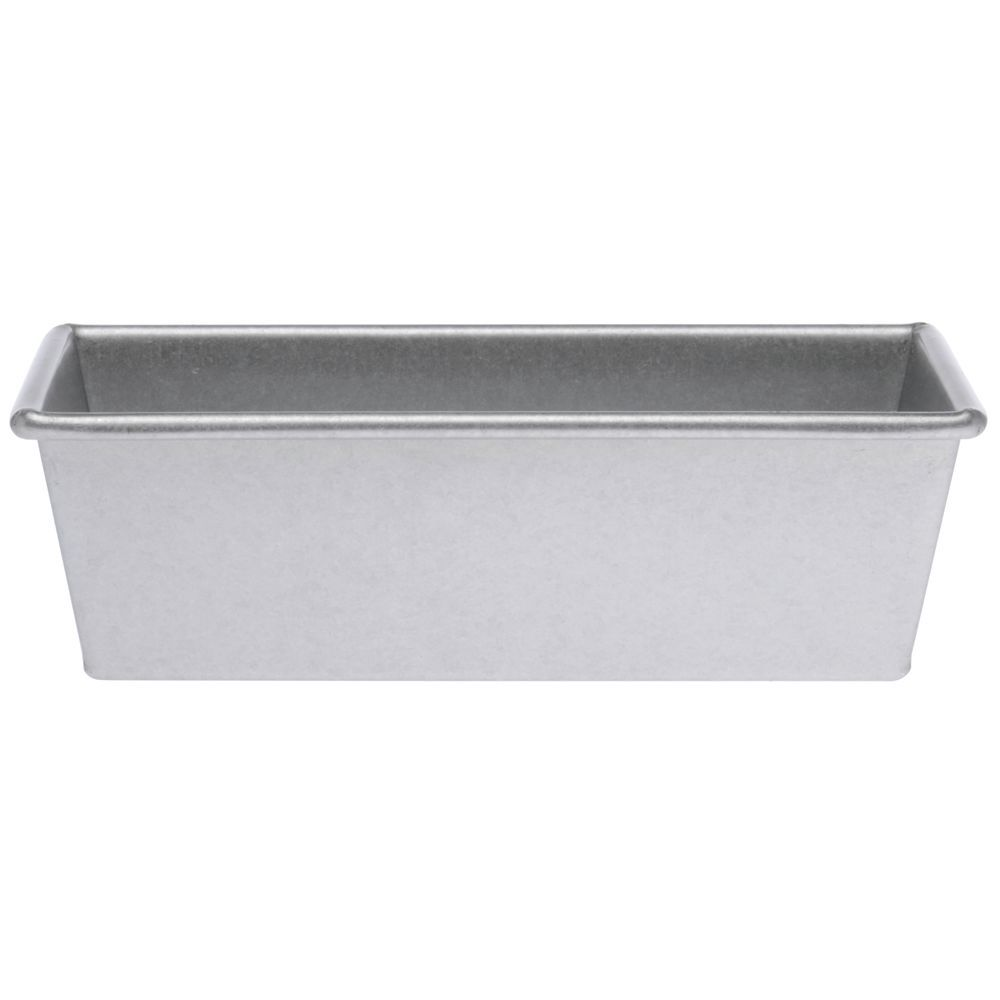 Stainless Steel Bread Pan is Made in the USA.