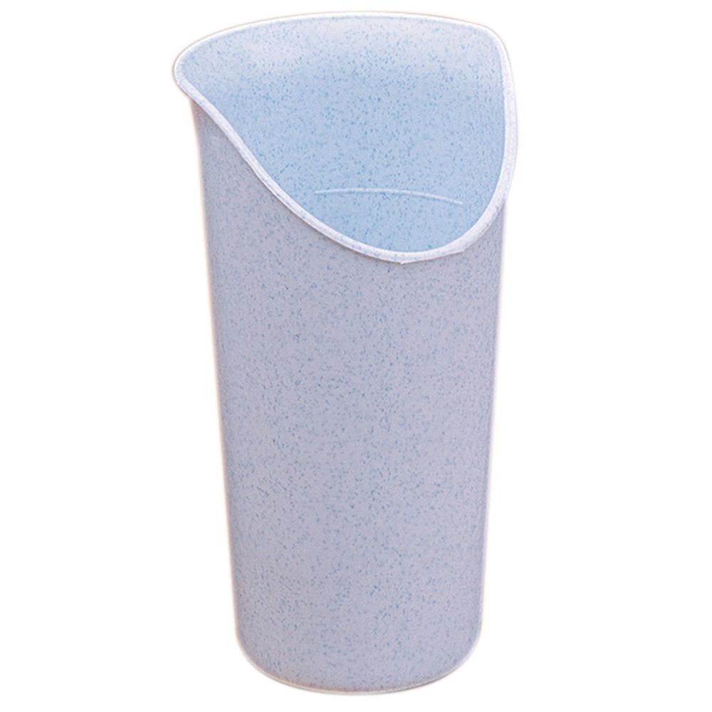 CUP, NOSEY, 8OZ, LT BLUE