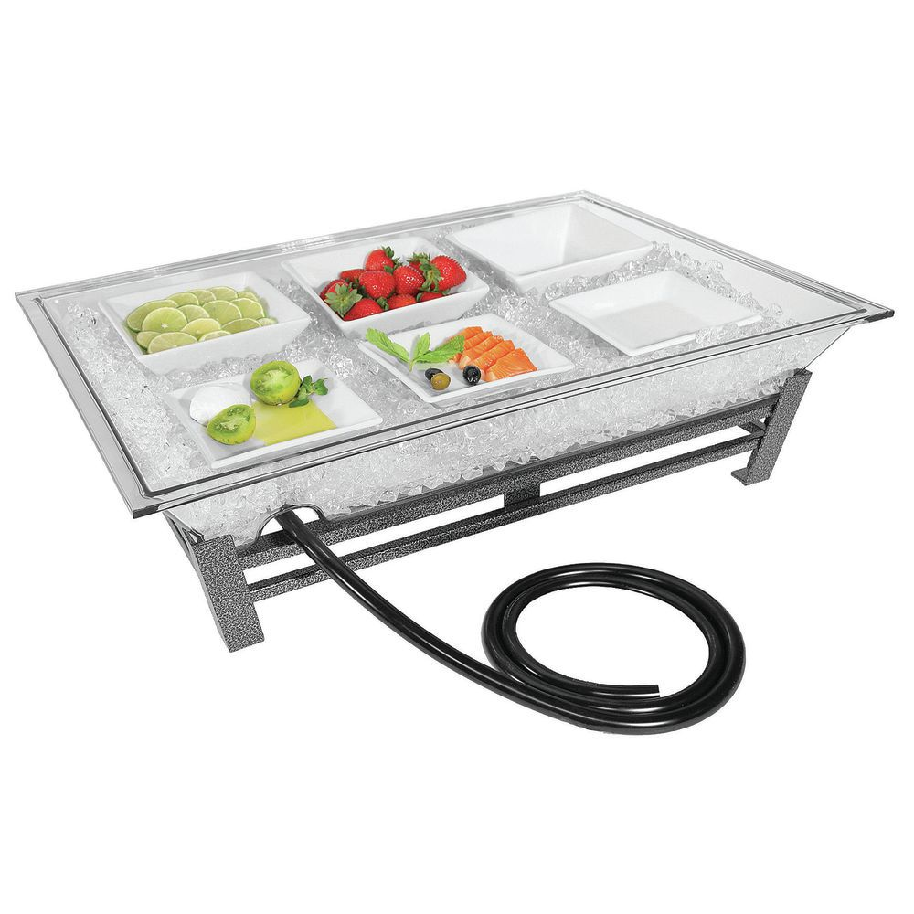 Table Top Chiller with LED Light