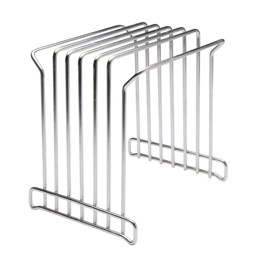 """POLY CUTTING BOARD RACK, 1/2"""" + 3/4"""" FIT"""