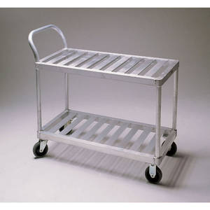 CART, PRODUCE CART-T, T-BAR W/O BUMPER