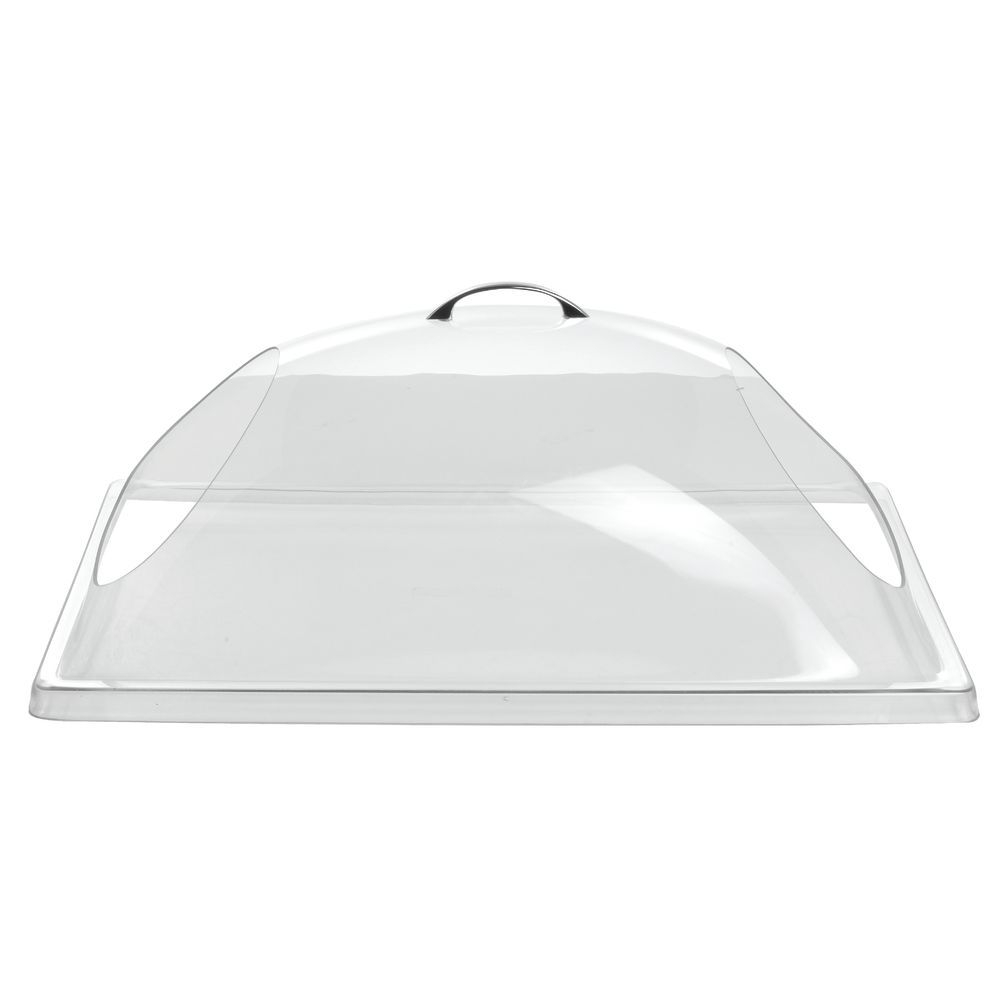 Large Domed Cover to Hold More Product