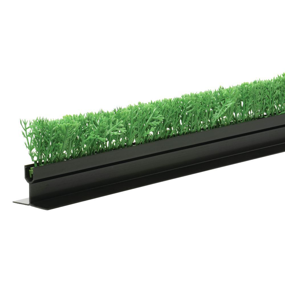 DIVIDER, GREEN PARS, 29.25X2.75, BLACK