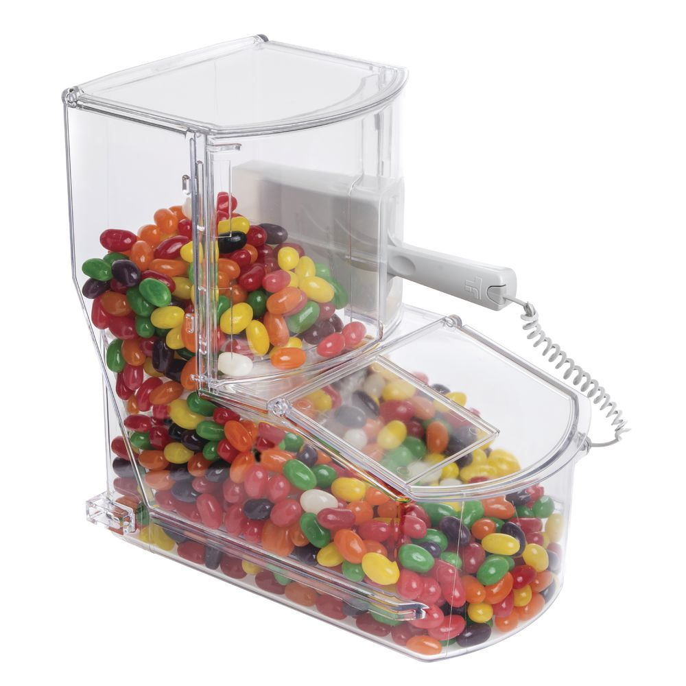 "Bulk Food Containers 3 1/4 Gallon 8""L x 13""W x 13 1/4""H Bulk Food Containers 3 1/4 Gallon 8""L x 13""W x 13 1/4""H"