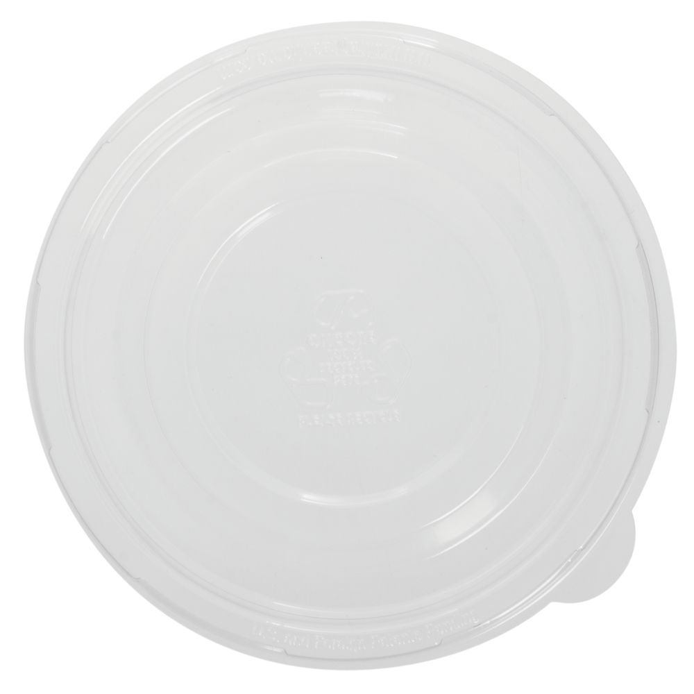 Clear Lid for 16 Oz TreeSaver Bowl #88108 250/Cs